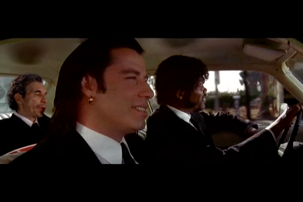 TCM – PULP FICTION